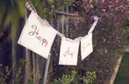 Angel Birthday Banner