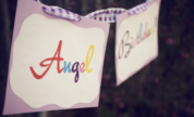 ANGEL BIRTHDAYS – THE BOOK